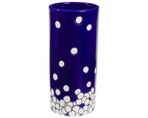 Vase Cornet H 20 cm (Darksnow)