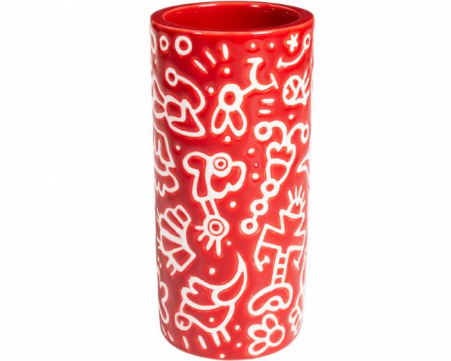 Vase Cornet H 20 cm (Kiss)