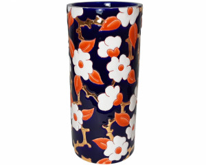 Vase Cornet H 20cm (Maxi Blue)