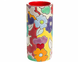 Vase Cornet H 14 cm (Tutti Frutti)