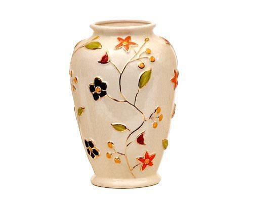 Vase G.M. (Floral)