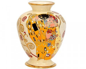 Vase Cyclade PM (Hommage à Klimt)