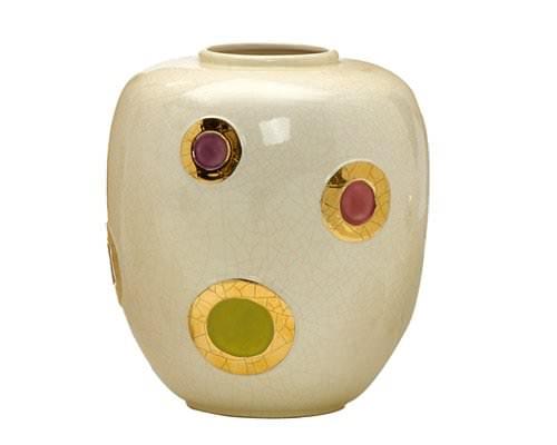 Vase GM (Bulles Décorées)