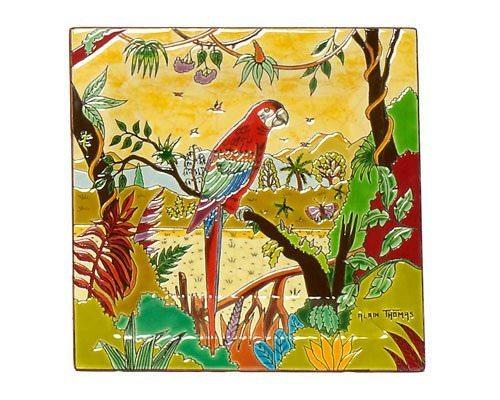 Vide-Poches Carré G.M. (Oiseaux d'Amérique)