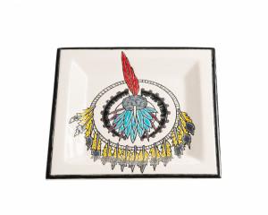Cendrier Carré Standard (Indians)
