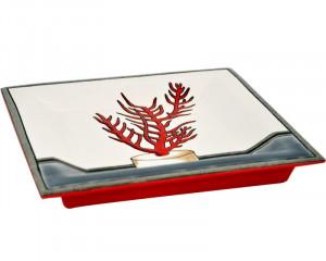 Vide-Poches Rectangulaire (Corail)