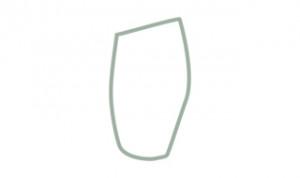 Vases Courbes et Vases Glaïeuls